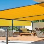 tente stor 150x150 Mafsallı Tente Metre Fiyatları