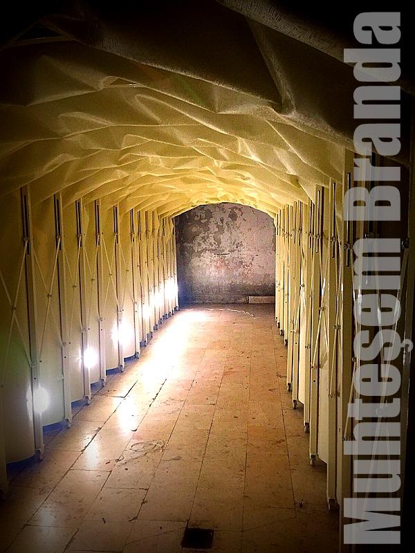 Raylı Branda Tünel